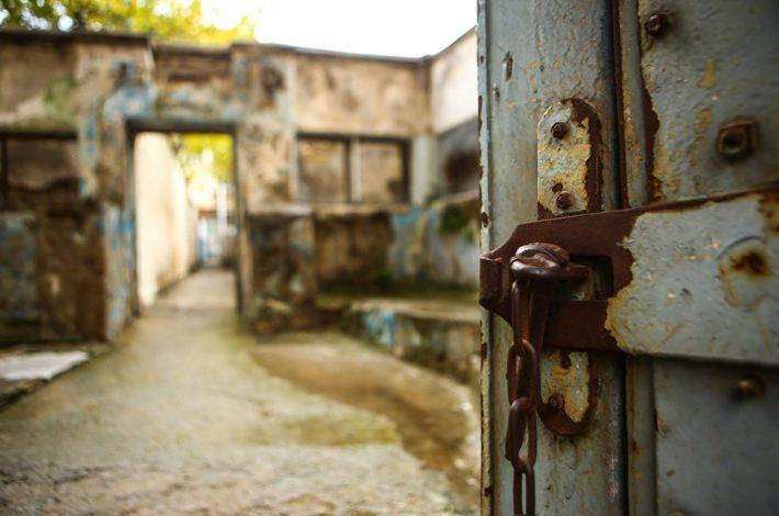 Κολαστήριο ψυχών: Η πιο σκληρή φυλακή στην Ελλάδα σφραγίστηκε