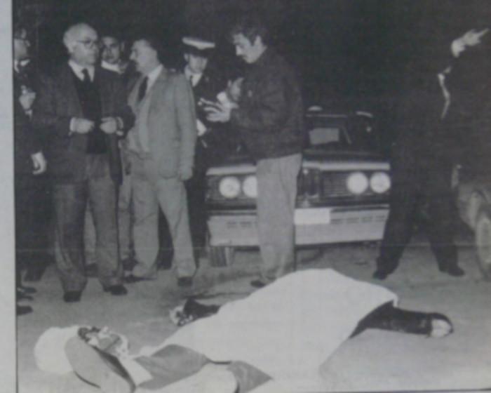 Η 4η εκτέλεση στο «τρίγωνο του θανάτου»: Όταν όλοι υποψιάστηκαν άδικα τη 17 Νοέμβρη