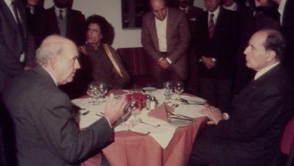 Η ινκόγκνιτο διάσκεψη της Ελούντας: Το διπλωματικό κόλπο γκρόσο του Ανδρέα με δύο άσπονδους εχθρούς