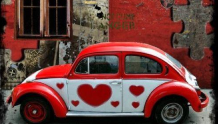 Ο «σκαραβαίος» ήταν έρωτας με την πρώτη γκαζιά…