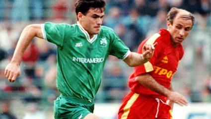 10/10 μόνο ο Σωτηρακόπουλος:  Θα αναγνωρίσεις 10 θρυλικούς παίκτες της Α' Εθνικής των 90's σε 2′;