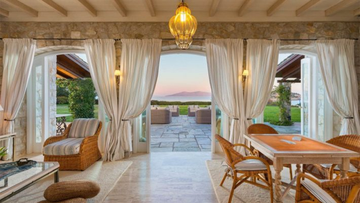 Εμπειρία ζωής και μόνο η επίσκεψη: Αυτο είναι το ακριβότερο σπίτι στην Ελλάδα