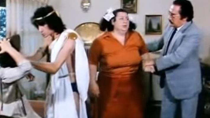 5 αξέχαστες σκηνές της πιο λατρεμένης «τροφαντής» ηθοποιού