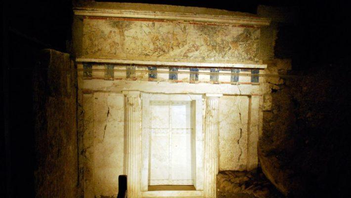 Μέγας Αλέξανδρος: Ο τάφος με την πανοπλία του λύνει οριστικά το μυστήριο της Βεργίνας