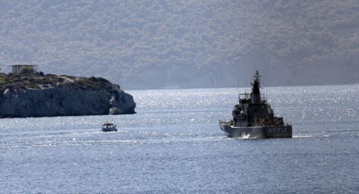 O... χαμένος πόλεμος της τσιπούρας. Πώς το τουρκικό λιμενικό έχει μετατρέψει σε γκρίζα ζώνη τα Ίμια