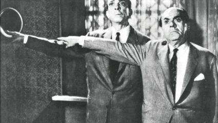 «Εσάς κοιτάω κύριε Πρόεδρε»: Η πιο αστεία σκηνή του ελληνικού σινεμά που χρειάστηκε να γυριστεί 10 φορές (Vid)