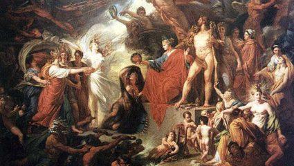 Ελληνική μυθολογία: Μπορείς να αναγνωρίσεις τον Θεό του Ολύμπου από 1 μόνο στοιχείο;