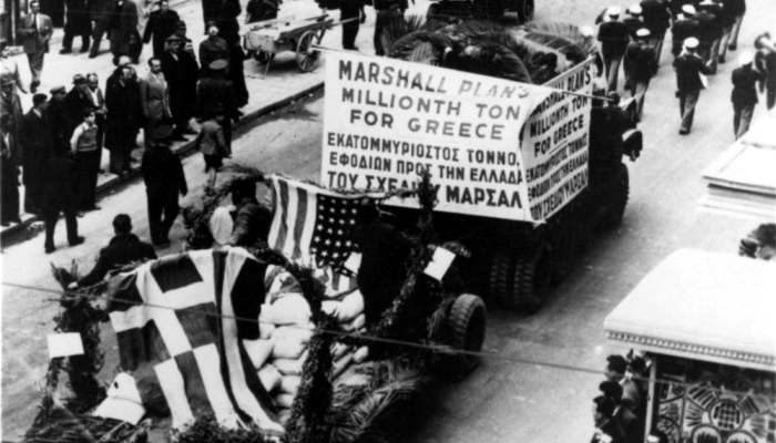 Όταν ήρθε το δολάριο: Το «Σχέδιο Μάρσαλ» που άλλαξε τις ισορροπίες στην Ευρώπη