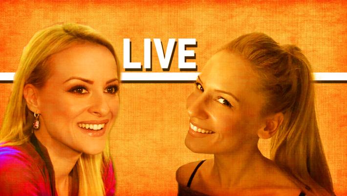 Η Αριάδνη Γερασιμίδου LIVE με την Λίλα Κουντουριώτη τη Δευτέρα στις 19:00!