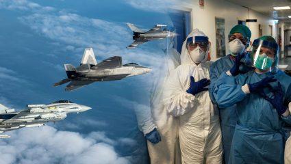 Η δύση επιλέγει μισό αιώνα τώρα τις αμυντικές δαπάνες έναντι της προστασίας από πανδημίες