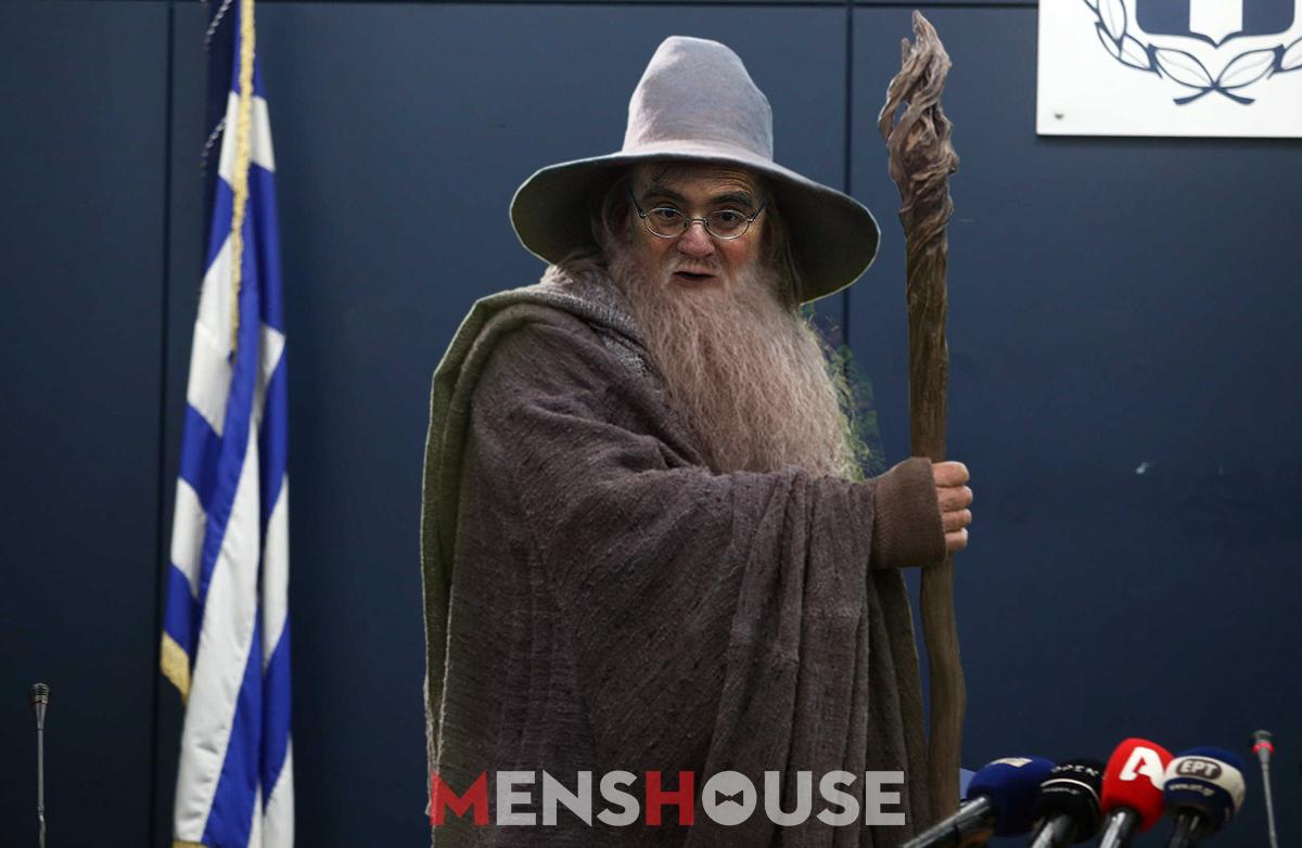 Άλλος άνθρωπος: Ο αγνώριστος Σωτήρης Τσιόδρας μετά την παράταση της καραντίνας (Pics)