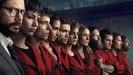 Casa de Papel: Είναι η 4η σεζόν η καλύτερη που μας έχει δώσει η συμμορία του Professor;
