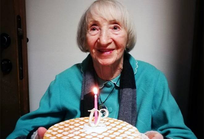 «Immortal»: Η 102χρονη Ιταλίδα που έγινε αντικείμενο έρευνας, νικώντας τον κορωνοϊό χωρίς ιατρική βοήθεια