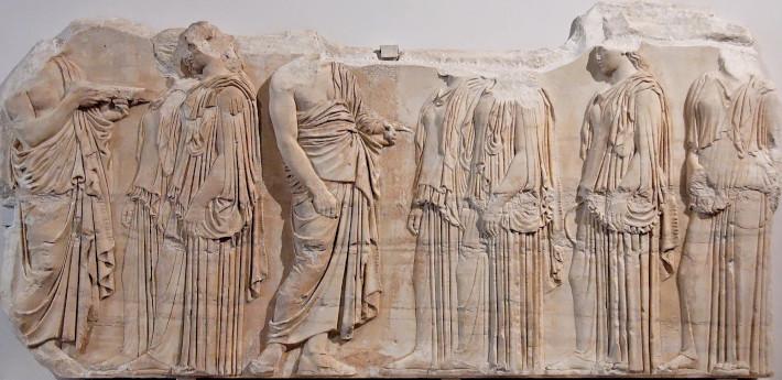 Μπροστά του ο Έλγιν ήταν ψιλικατζής: Ο αρχαιοκάπηλος που έκλεψε το αμύθητης αξίας γλυπτό του Παρθενώνα
