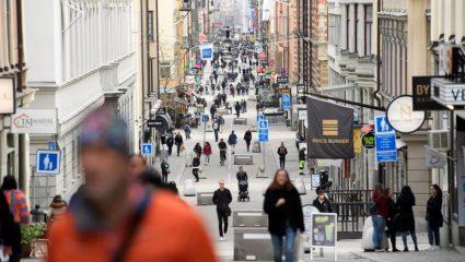 Το γύρισε: Την ώρα που ο κορωνοϊός φουντώνει στην Ευρώπη η Σουηδία κάνει τη μεγάλη έκπληξη…