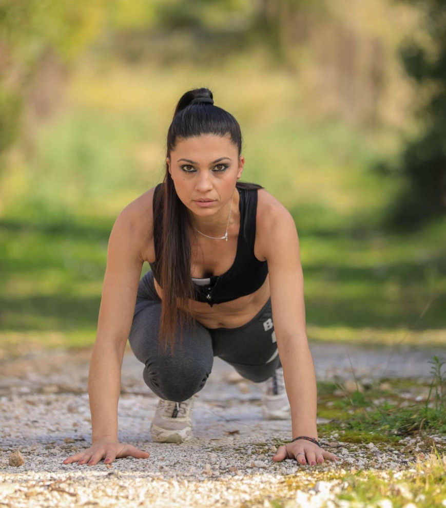 Weight Fight: Η Χριστίνα Ματθαίου μας μαθαίνει πως να «κερδίζουμε» ξανά την αυτοπεποίθηση στο σώμα μας και να αφήνουμε την ανασφάλεια
