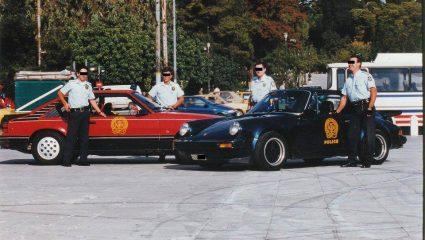 Κλήση-παράσημο για τους «κοντράκηδες»: Η «ομάδα Σίγμα» με τις Porsche 911 Turbo, έτρεχε με 200