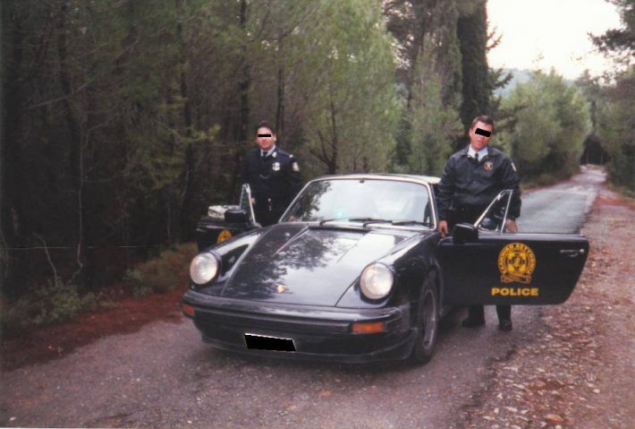 Porsche πιο γρήγορες από τους κοντράκηδες: Το τέλος της ομάδας που θα τελείωνε τις κόντρες στην παραλιακή