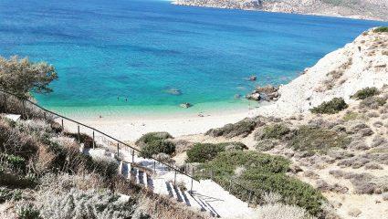 6 ερημικές παραλίες δίπλα στην Αθήνα για το ΣΚ που έρχεται καύσωνας (Pics)