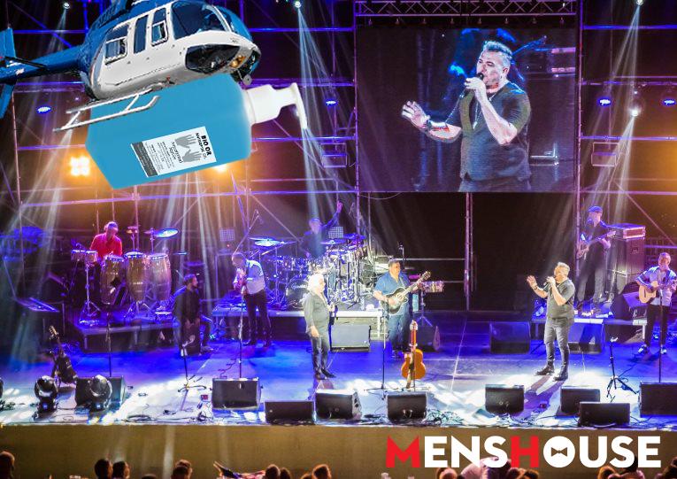 Τα μέτρα προφύλαξης στη φετινή συναυλία του Ρέμου στο Nammos (Pics)