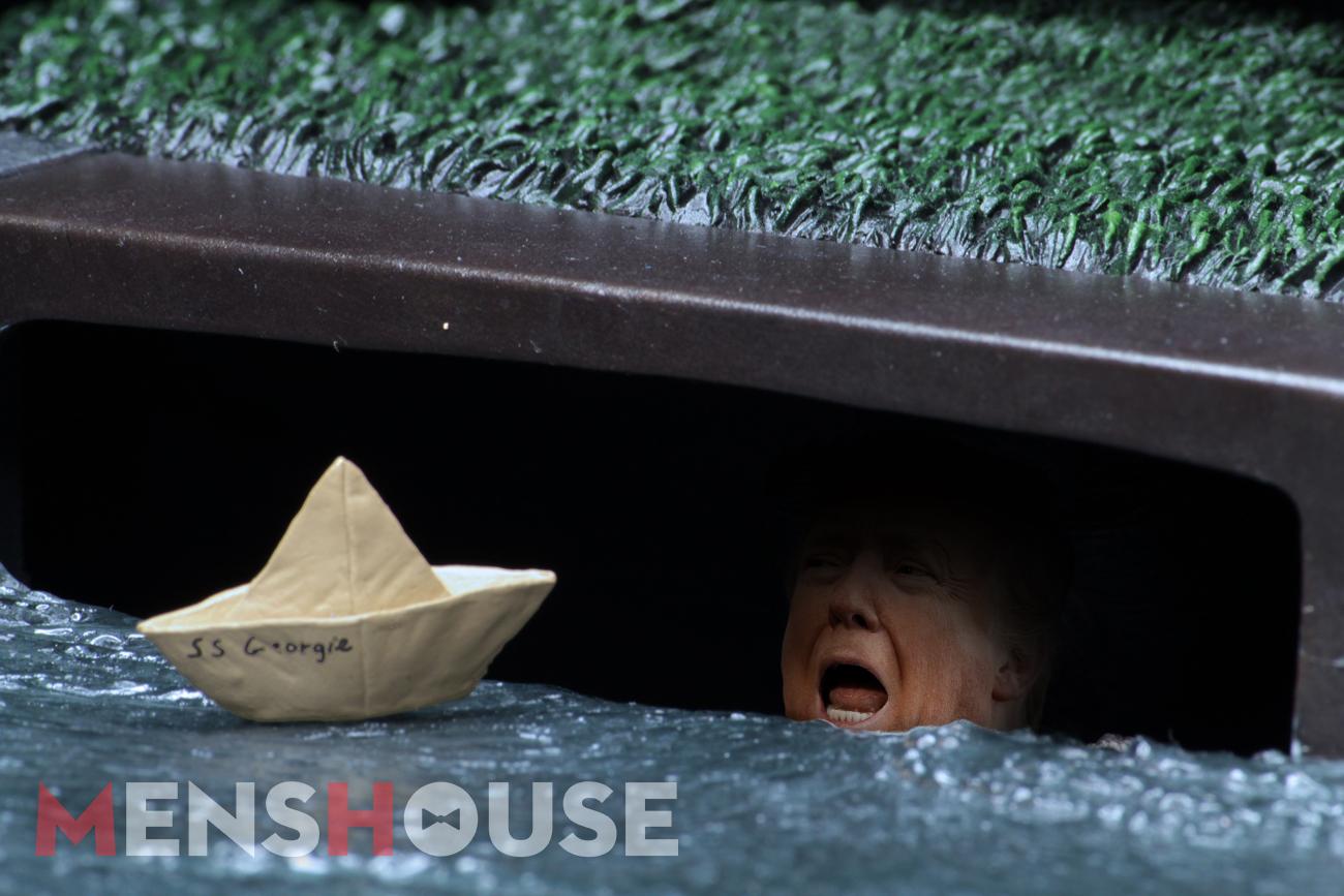Παγκόσμια αποκάλυψη: Εκεί κρυβόταν ο Τραμπ για να ξεφύγει από τους ξεσηκωμένους (Pics)