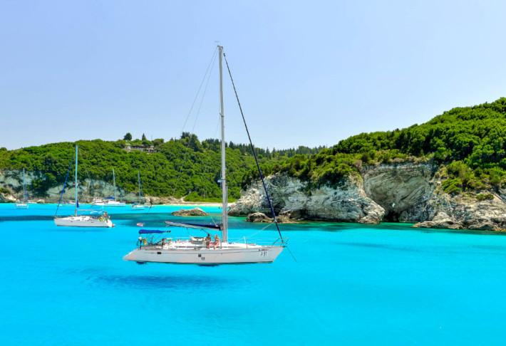 Ένας τροπικός παράδεισος: Στις «Μαλδίβες της Ελλάδας» κάνεις εξωτικές διακοπές στο κύμα με 70 ευρώ τη μέρα (Pics)