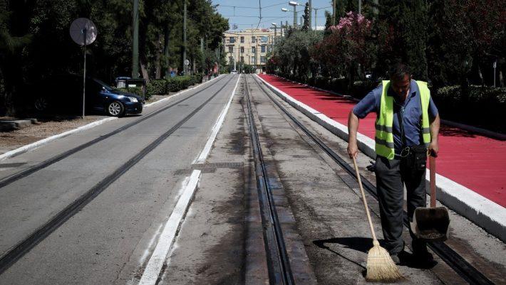 Μεγάλος Περίπατος Αθήνας: Αλλαγές στο αρχικό σχέδιο, τι ισχύει με τα παγκάκια των 5.700 ευρώ