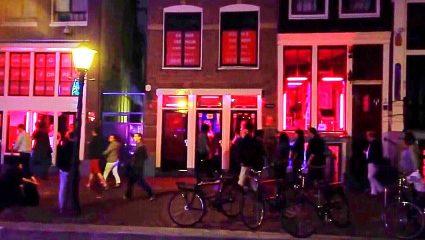 Red Light District: Οι 5 αλλαγές λόγω κορωνοϊού στην πιο διαβόητη περιοχή του Άμστερνταμ