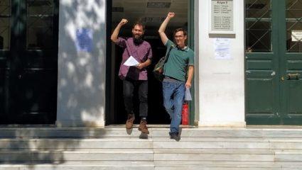 «All we got is us»: Ο Θωμάς Λάλος και ο Αλέξανδρος Τιτκώβ μας μίλησαν περί αλληλεγγύης και άλλων παρανομιών