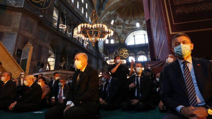 Λύκος μέχρι να ακούσει τον λογαριασμό: Η ατάκα που έφερε την άτακτη υποχώρηση του Ερντογάν