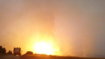 «Γέμισε φώτα και συντρίμμια ο ουρανός»: Η τρομακτική έκρηξη στην Κύπρο που θύμισε την τραγωδία στην Βηρυτό (Vids)