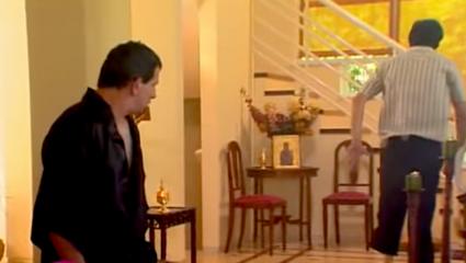 Διακόπηκε το γύρισμα από τα γέλια 20 φορές: Η πιο αστεία σκηνή της ελληνικής TV που «γονάτισε» τους πρωταγωνιστές της (Vid)