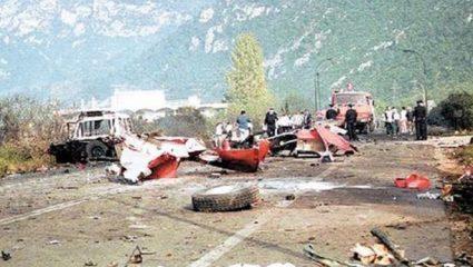 «Φαινόμενο Bleve»: Το τρομακτικό τροχαίο στην Εθνική που θέρισε όσους βρίσκονταν σε ακτίνα 200m