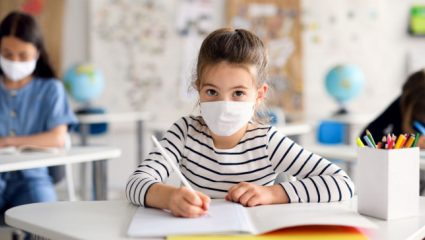 Αυτά είναι τα μέτρα προστασίας που προτείνει το κίνημα κατά της μάσκας στα σχολεία (Pics)