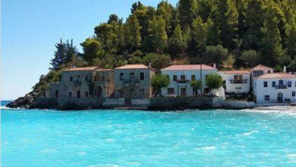 3 παραλίες, 4 ταβέρνες: Το «αθέατο» χωριό που αγνοούν οι τουρίστες είναι το πιο καθαρό στην Ελλάδα (Pics)