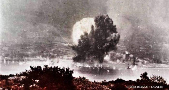 Δυναμίτιδα, υγραέριο, βενζίνη: Η πιο σφοδρή έκρηξη στην ιστορία της Ελλάδας που εξαΰλωσε ένα πλοίο