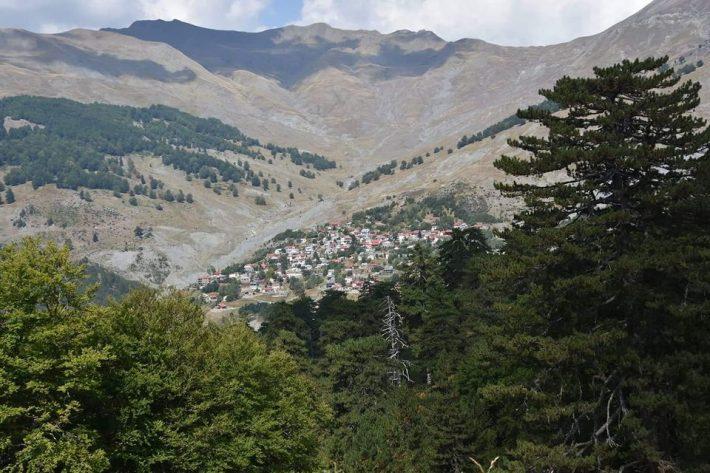 210 μέρες νεκρό: Το μοναδικό φαινόμενο του ελληνικού χωριού που ζει μόνο 5 μήνες το χρόνο (Pics)