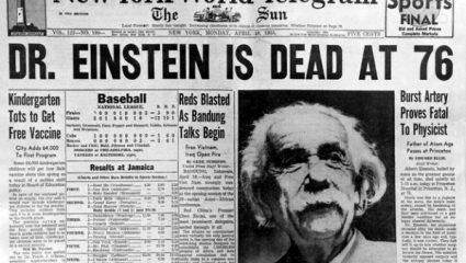 «Ξέρω τι το ιδιαίτερο είχε»: Ο άνθρωπος που έκλεψε και έκρυψε τον εγκέφαλο του νεκρού Αϊνστάιν