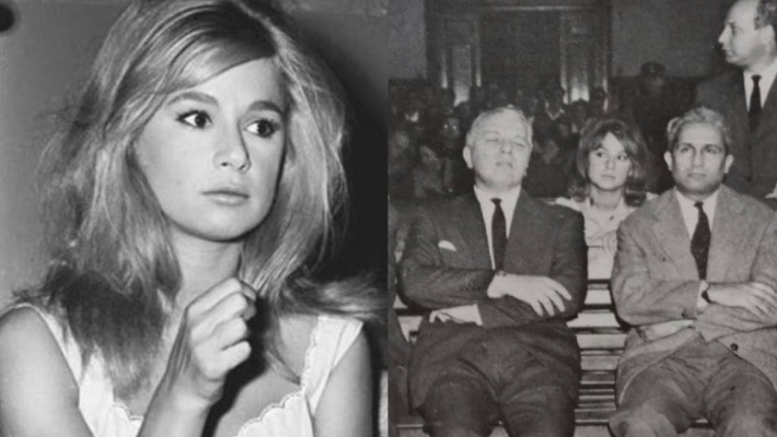 «Καλώς το τασάκι της Αλίκης»: Η βραδιά που η Βουγιουκλάκη καταδικάστηκε επειδή έσβησε τσιγάρo στο πρόσωπό του