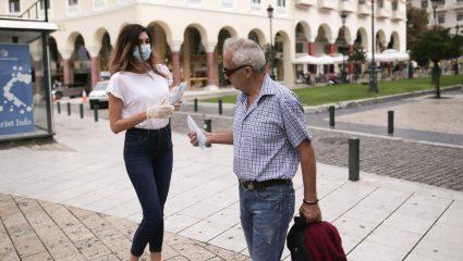 Κορονοϊός: Άσχημα νέα για τις υφασμάτινες μάσκες