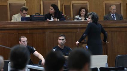 Οι Ναζί στη φυλακή: Ένοχοι Μιχαλολιάκος, Κασιδιάρης και Λαγός για εγκληματική οργάνωση