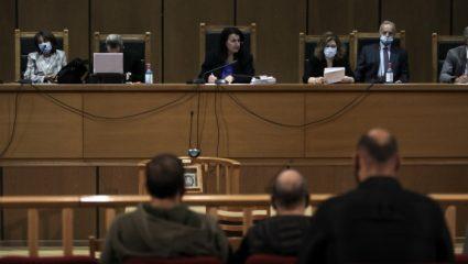 Το δικαστήριο αποφάσισε: Κανένα ελαφρυντικό στους «σκληρούς» Χρυσαυγίτες