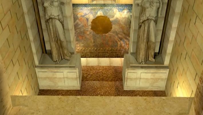 Το θαύμα της αρχαιολογικής σκαπάνης: Στο φως το ανάκτορο που γεννήθηκε ο Μέγας Αλέξανδρος (Pics)