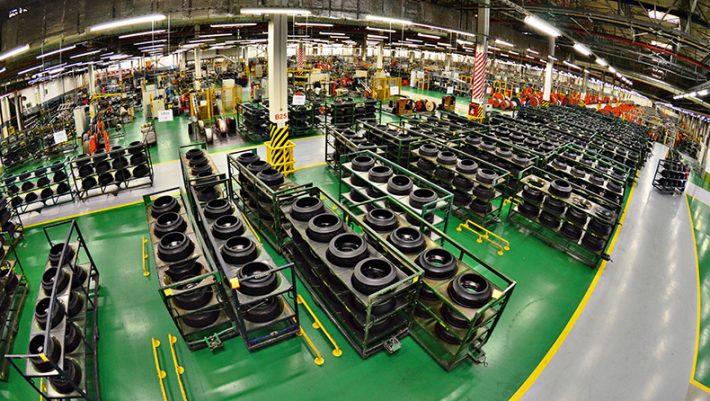 Απ' την κερδοφορία στην Τουρκία: Το βράδυ που η Pirelli έκλεισε το περίφημο εργοστάσιο στην Πάτρα