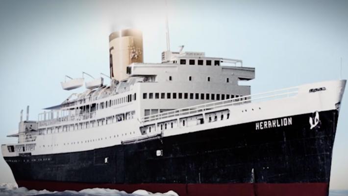 «Αν μπει θα μας πάρει στον πάτο»: Το εγκληματικό λάθος που βύθισε το πιο γρήγορο πλοίο στην Ελλάδα (Vid)