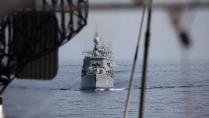 Αποκάλυψη OPEN: Η απάντηση του καπετάνιου του Nautical Geo στην τουρκική φρεγάτα