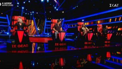 Σάρωσε τα πάντα: Μόλις βρέθηκε ο μεγάλος νικητής του φετινού «The Voice» (Vid)