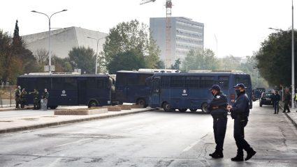 Πολυτεχνείο: Σε αστυνομικό κλοιό το κέντρο της Αθήνας