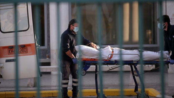 Covid Vs γρίπη στην Ελλάδα: Τα τελευταία στοιχεία που πρέπει να δουν ο Πετράκος και οι υποστηρικτές της θεωρίας του