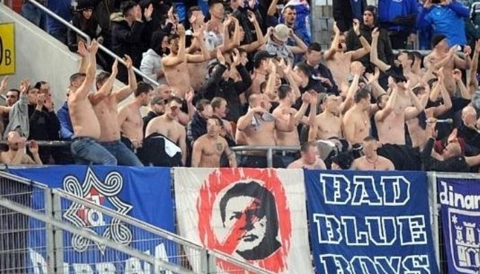 Bad Blue Boys: Οι σκληροί του Ζάγκρεμπ είναι ικανοί για όλα